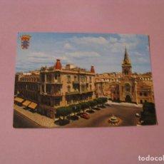 Postales: POSTAL DE MELILLA. PLAZA MENENDEZ PELAYO. ED. GARCIA GARRABELLA.. Lote 127164055