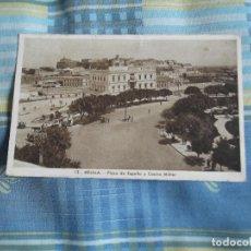 Postales: POSTAL MELILLA FECHADA 1943. Lote 128041103