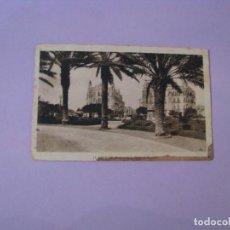 Postales: POSTAL DE MELILLA. DETALLE DE LA PLAZA DE ESPAÑA. ED. ROISIN CIRCULADA 1941.. Lote 128176755