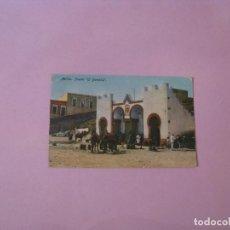 Postales: POSTAL DE MELILLA. FUENTE EL BOMBILLO. ED. BOIX HERMANOS. SIN CIRCULAR.. Lote 128178059