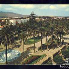 Postales: POSTAL DE MELILLA: PARQUE HERNANDEZ (ED.FARDI). Lote 128293467