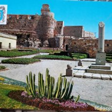 Postales: MELILLA PLAZA DE ARMAS. Lote 132664154