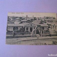 Postales: POSTAL DE MELILLA. HOSPITAL DOCKER. ED. BOIX HERMANOS. . Lote 132814042