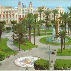Postales: [POSTAL] PLAZA ESPAÑA. MELILLA (SIN CIRCULAR). Lote 133571754