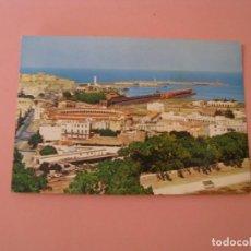 Postales: POSTAL DE MELILLA. VISTA PARCIAL. ED. MONTERO.. Lote 133584282