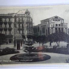Postales: ANTIGUA POSTAL DE MELILLA, PLAZA DE ESPAÑA , VER FOTOS. Lote 135183318
