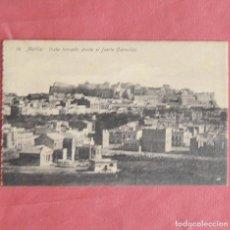 Postales: MELILLA - VISTA TOMADA DESDE EL FUERTE CAMELLOS - AÑOS 20. Lote 135657167