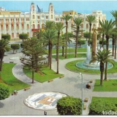 Postales: == C554 - POSTAL - PLAZA DE ESPAÑA - MELILLA. Lote 136095106