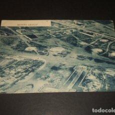 Postales: MELILLA MONTE ARRUIT VISTA AEREA. Lote 139201322