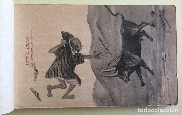 Postales: MELILLA- CARICATURAS MORAS- SEGUNDAS SERIE- ALBUM 20 POSTALES- EDC. BOIX HERMANOS - Foto 2 - 139550806