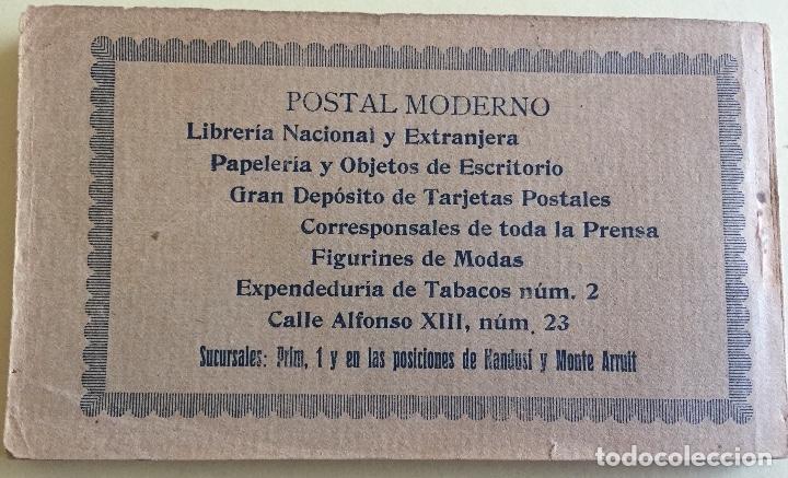 Postales: MELILLA- CARICATURAS MORAS- SEGUNDAS SERIE- ALBUM 20 POSTALES- EDC. BOIX HERMANOS - Foto 5 - 139550806