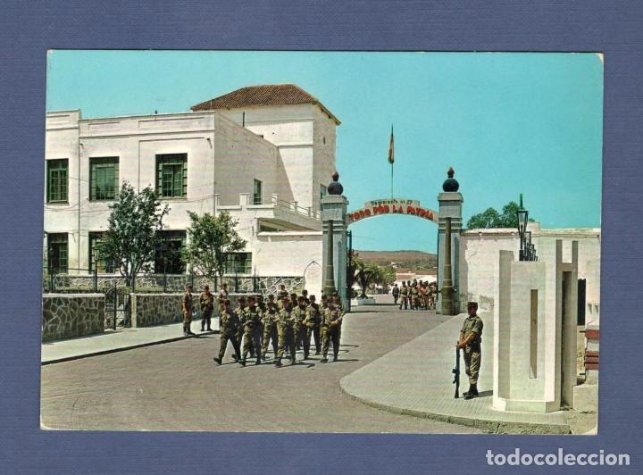 POSTAL: 1569 MELILLA. REGIMIENTO DE ARTILLERÍA Nº 32 - CIRCULADA Y ESCRITA (Postales - España - Melilla Moderna (desde 1940))