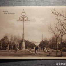 Postales: POSTAL - MELILLA - VISTA DEL PARQUE - ESPAÑA NUEVA, MARGALLO 5 - T 7688 - NUEVA . Lote 148666918