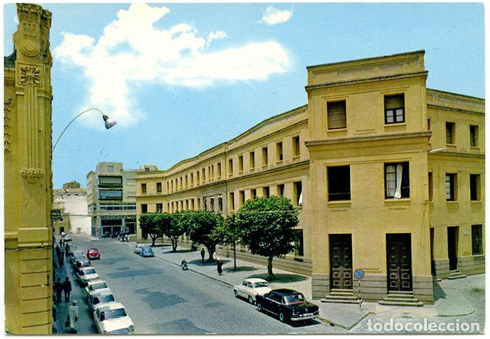 1572 - MELILLA. CORREO Y TELÉGRAFOS. ED. BEASCOA. SIN CIRCULAR (Postales - España - Melilla Moderna (desde 1940))