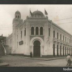 Postales: MELILLA-MEZQUITA-COCHE AUTOMOVIL-CARRETILLA-FOTOGRAFICA-POSTAL ANTIGUA-(57.097). Lote 151435802