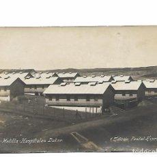 Postales: Nº 10 MELILLA HOSPITAL DOKER EDICIÓN POSTAL EXPRESS. Lote 151871574