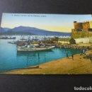 Postales: MELILLA TORREON DE LAS CABRAS Y PUERTO. Lote 153738722