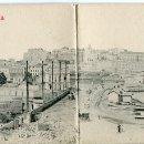 Postales: MELILLA-VISTA PANORÁMICA-TRÍPTICO-CASTAÑEIRA. Lote 154317558