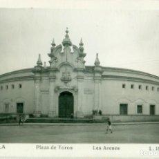 Postales: MELILLA. PLAZA DE TOROS. L. ROISIN. HACIA 1925.. Lote 156297894