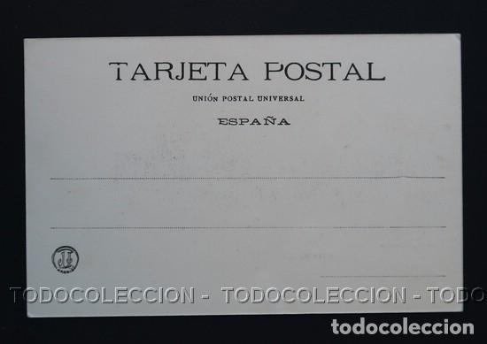 Postales: POSTAL MELILLA VISTA GENERAL . LACOSTE CA AÑO 1900 - Foto 3 - 156632422