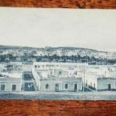Postales: POSTAL TRIPLE DE MELILLA, VISTA GENERAL PANORAMICA, EXCLUSIVA CABRERA, NO CIRCULADA.. Lote 157662642