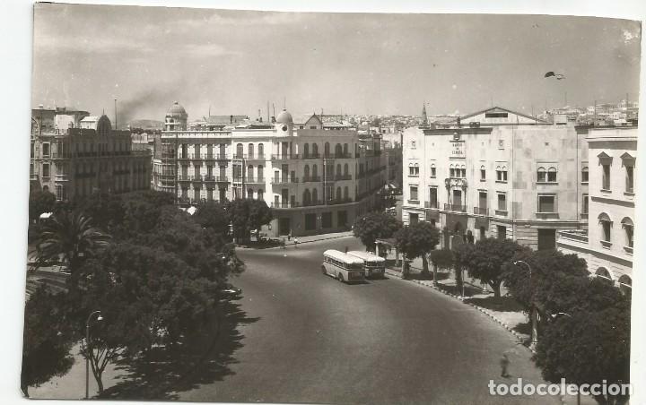 MELILLA - PLAZA DE ESPAÑA - Nº 1049 (Postales - España - Melilla Moderna (desde 1940))