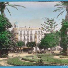 Postales: 1042. MELILLA. PLAZA DE ESPAÑA. ED. RAFAEL BOIX. 1959. Lote 159623750