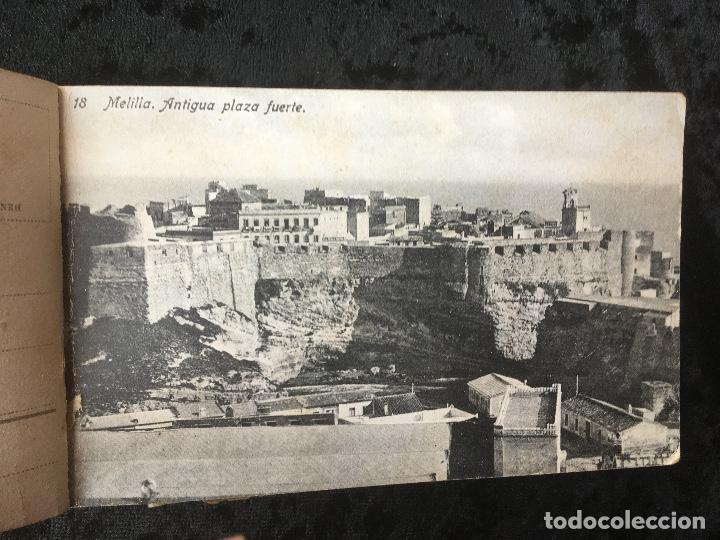 Postales: 20 TARJETAS POSTALES - RECUERDO DE MELILLA - IIª SERIE - BOIX HERMANOS - Foto 2 - 160690794