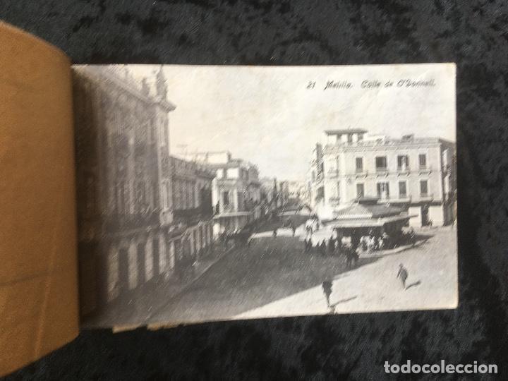 Postales: 20 TARJETAS POSTALES - RECUERDO DE MELILLA - IIª SERIE - BOIX HERMANOS - Foto 5 - 160690794