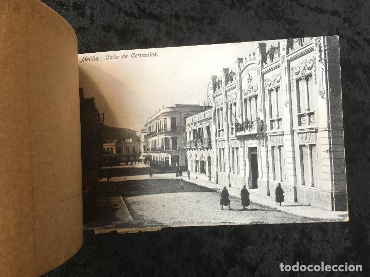 Postales: 20 TARJETAS POSTALES - RECUERDO DE MELILLA - IIª SERIE - BOIX HERMANOS - Foto 6 - 160690794