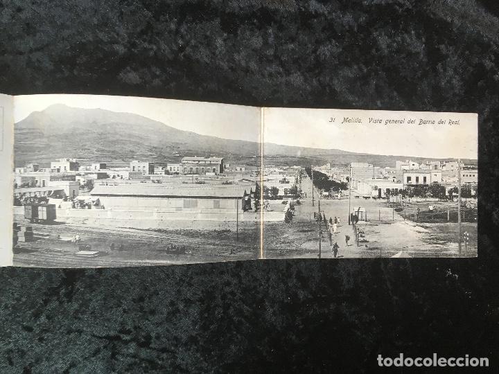 Postales: 20 TARJETAS POSTALES - RECUERDO DE MELILLA - IIª SERIE - BOIX HERMANOS - Foto 7 - 160690794