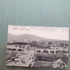 Postales: POSTAL MELILLA- PLAZA DE ESPAÑA. Lote 161522274
