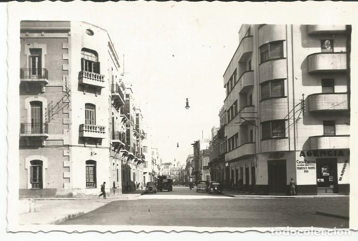 MELILLA - CALLE O´DONELL - Nº 9 ED. RAFAEL BOIX (Postales - España - Melilla Moderna (desde 1940))