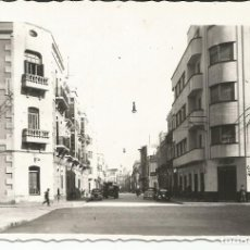 Postales: MELILLA - CALLE O´DONELL - Nº 9 ED. RAFAEL BOIX. Lote 165521170