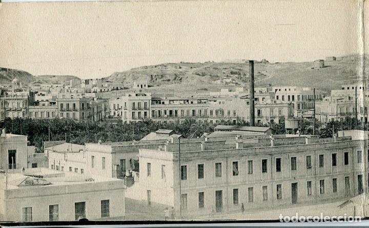 Postales: MELILLA-VISTA PANORÁMICA-TRÍPTICO-CASTAÑEIRA - Foto 2 - 166038486
