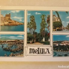 Postales: MELILLA . Lote 166114650