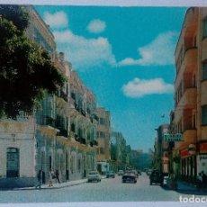 Postales: CTC - Nº 1535 MELILLA - CALLE GENERAL O´DONNELL - BEASCOA - REVERSO ESCRITO. Lote 167077696