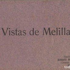 Postales: BLOC 20 POSTALES. ANTONIO MERLOS LLAMAS.. Lote 170294616