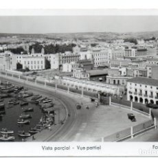 Postales: POSTAL DE MELILLA - VISTA PARCIAL - VUE PARTIAL. Lote 172580382