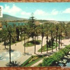 Cartes Postales: MELILLA - PASEO DE HERNANDEZ. Lote 172811480
