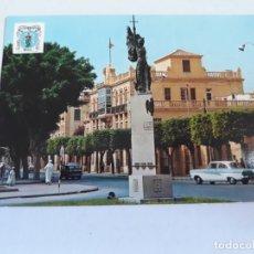 Postales: MELILLA COCHE. Lote 173919857