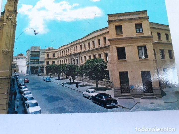 MELILLA COCHES (Postales - España - Melilla Moderna (desde 1940))