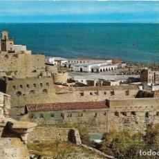 Postales: == Z1142 - POSTAL - MELILLA - VISTA PARCIAL DESDE EL PARADOR NACIONAL DE TURISMO. Lote 174478029