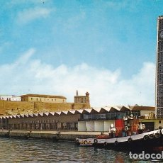 Cartes Postales: MELILLA ESTACION MARITIMA ED. MONTERO Nº 1306 AÑO 1971. Lote 174517767