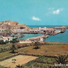 Cartes Postales: MELILLA PUERTO VISTA GENERAL ED. BEASCOA Nº 1512 AÑO 1964. Lote 175280483