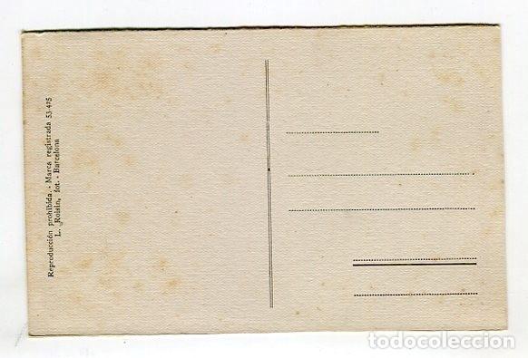 Postales: MELILLA MONUMENTO A LOS HEROES PLAZA ESPAÑA N 8 L. ROISIN SIN ESCRIBIR VER IMAGENES DOS CARAS - Foto 2 - 176741267