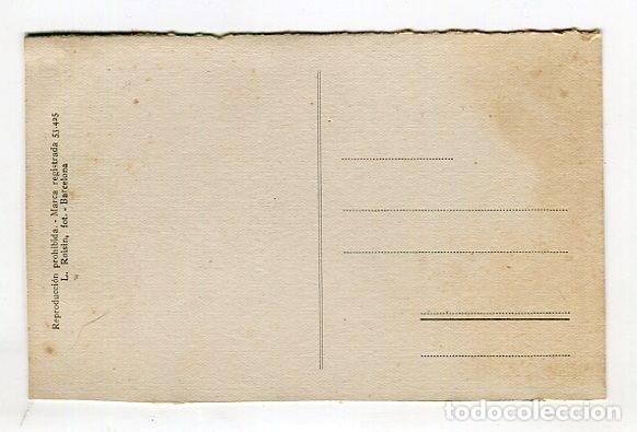 Postales: MELILLA IGLESIA DEL SAGRADO CORAZON N 4 L. ROISIN ESCRITA EN 1949 VER IMAGENES DOS CARAS - Foto 2 - 176741879