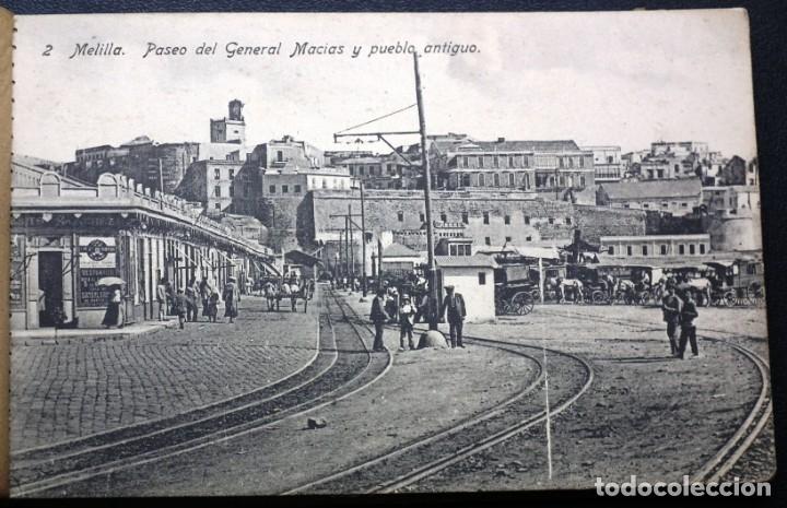 Postales: POSTALES DE MELILLA - CARICATURAS MORAS (1ª SERIE) + RECUERDO DE MELILLA (1ª SERIE). HERMANOS BOIX - Foto 22 - 176849699