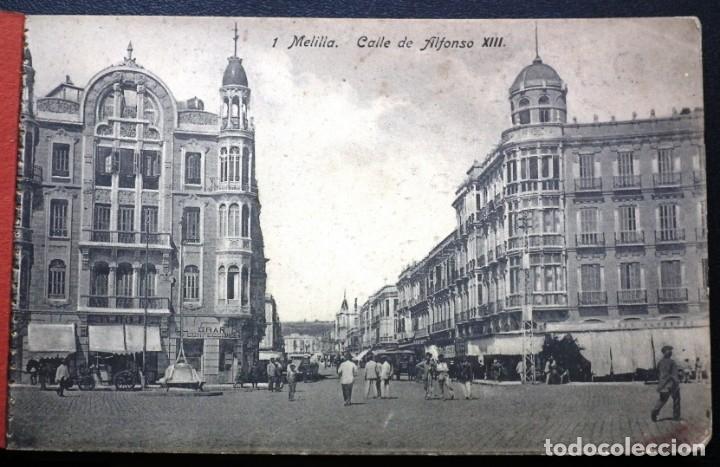 Postales: POSTALES DE MELILLA - CARICATURAS MORAS (1ª SERIE) + RECUERDO DE MELILLA (1ª SERIE). HERMANOS BOIX - Foto 23 - 176849699
