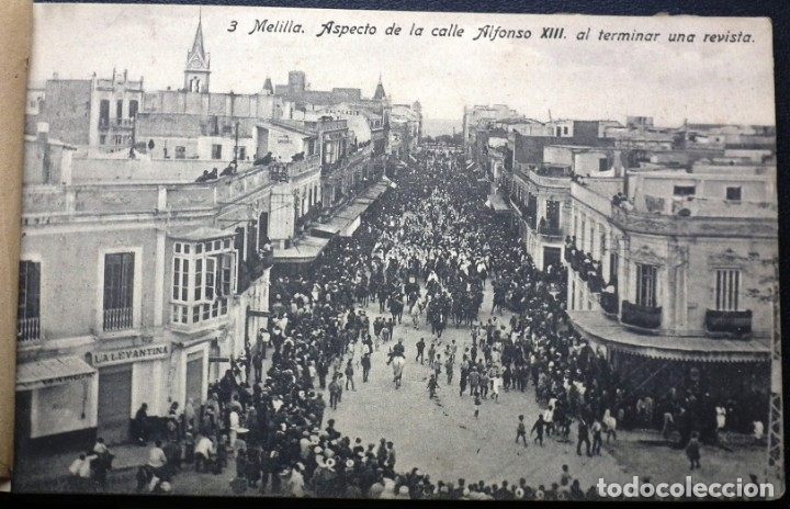 Postales: POSTALES DE MELILLA - CARICATURAS MORAS (1ª SERIE) + RECUERDO DE MELILLA (1ª SERIE). HERMANOS BOIX - Foto 24 - 176849699